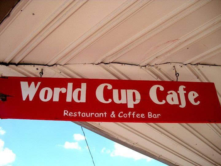 World Cup Cafe