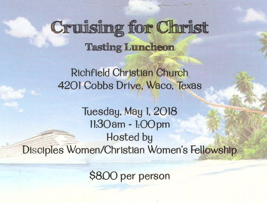 CWF Tasting Luncheon 2018